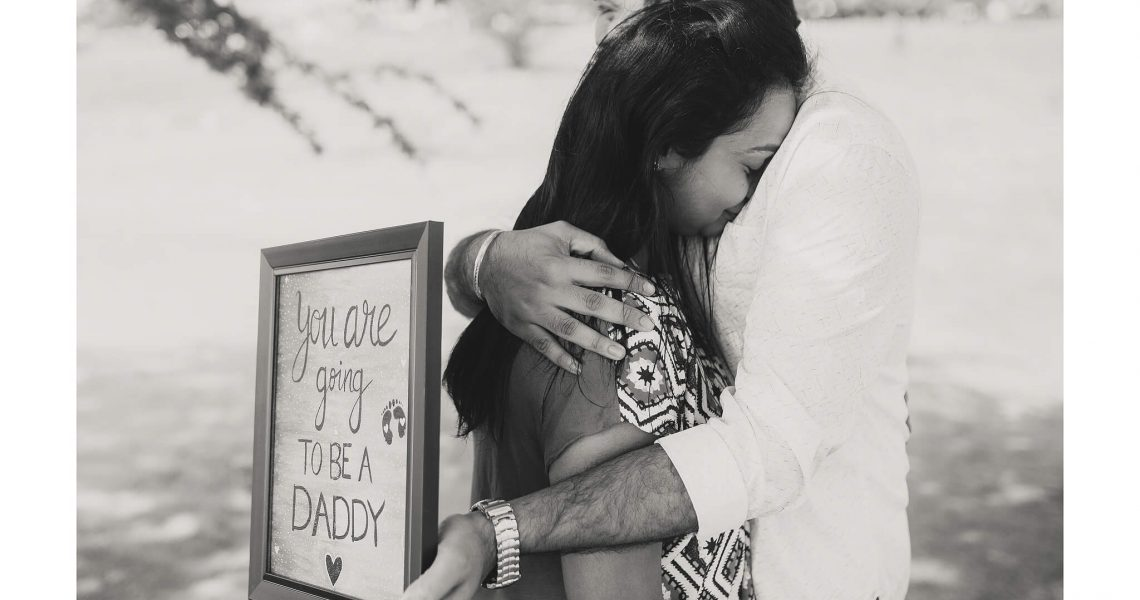Best Pregnancy Reveal to Husband
